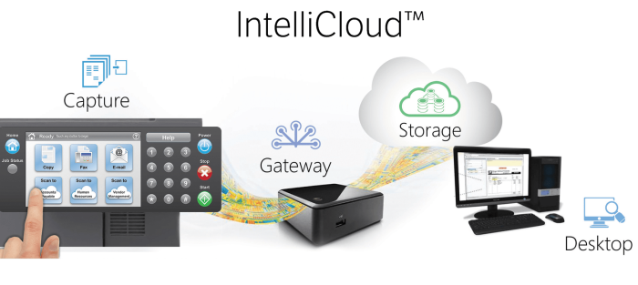 IntelliCloud Document Management